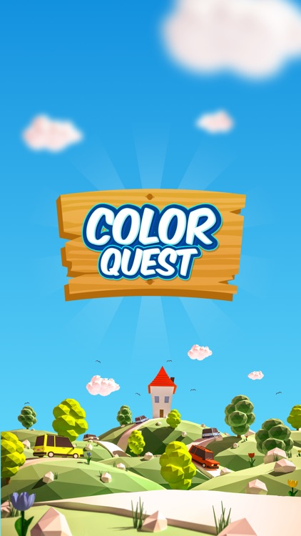 Color Quest AR screenshot-0