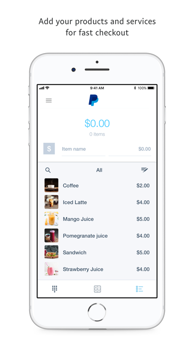 PayPal Here - Point of Sale wiki review and how to guide