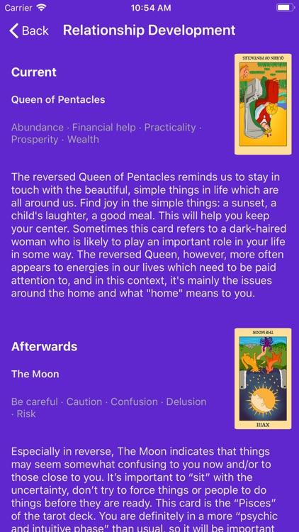 Astro Tarot - Daily Tarot Card screenshot-4