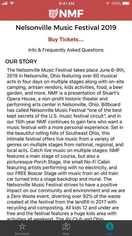 Nelsonville Music Fest screenshot-3
