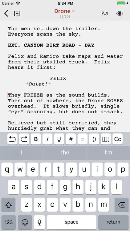 Slugline: Simply Screenwriting
