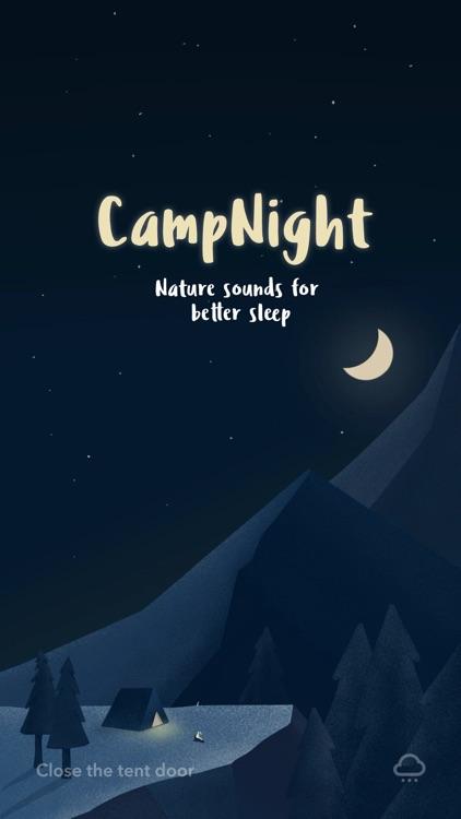 CampNight - Sleep Sounds