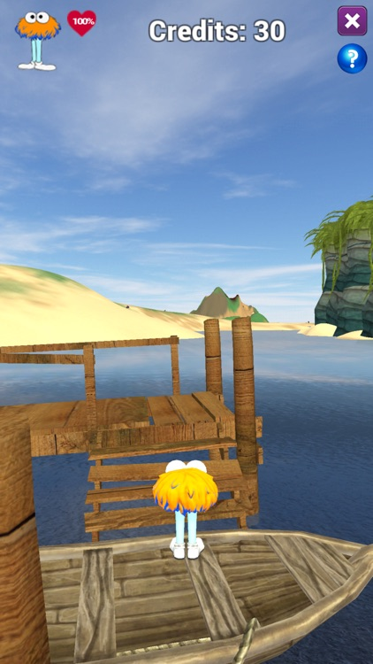 Furrball Island screenshot-6