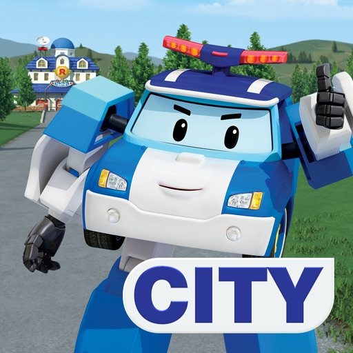 Robocar Poli Rescue Super Cars iOS App