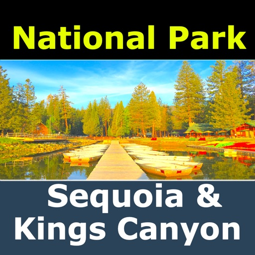 Sequoia & Kings Canyon N Parks