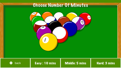 Billiardo and Numbers screenshot 3