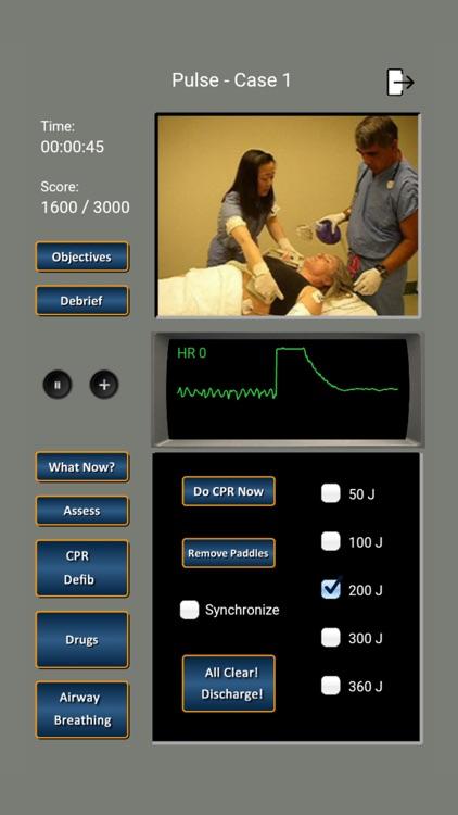 ECG Rhythms and ACLS Cases screenshot-6