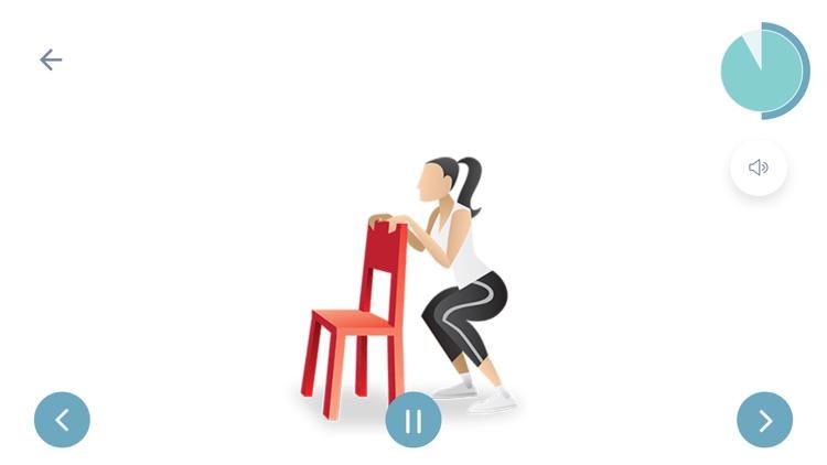 Beginner's Workout screenshot-4