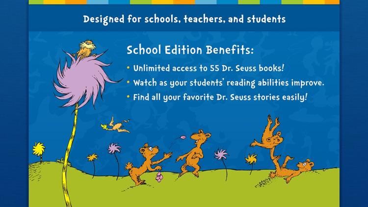 Dr. Seuss Treasury - School screenshot-3