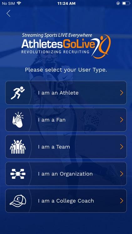 AthletesGoLive