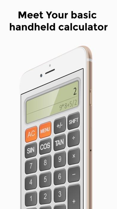 NeoStar Calculator Plus screenshot #1