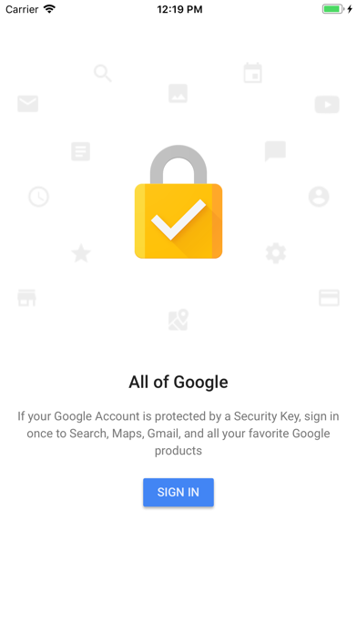 Google Smart Lock screenshot 1