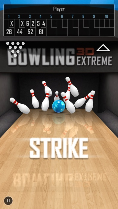 Bowling 3D Extreme for windows pc