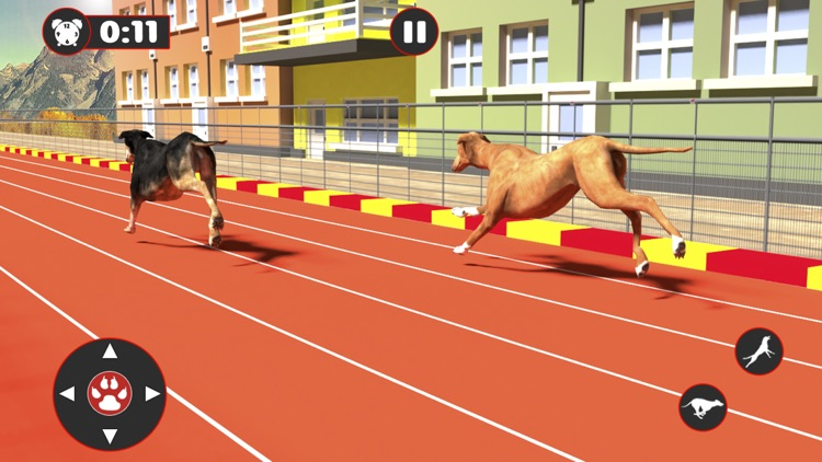 My Virtual Pet Dog Race 2019 screenshot-4
