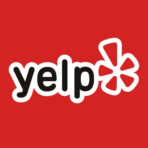 Yelp-Food & Services Around Me app logo