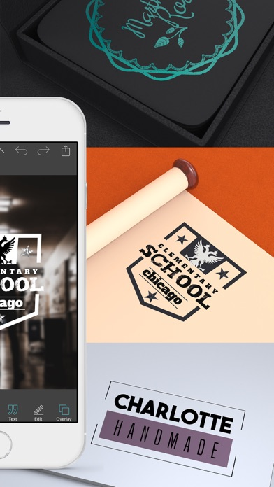 Logo Creator | Vintage Design screenshot two