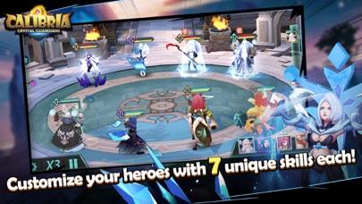 Calibria: Crystal Guardians screenshot 4