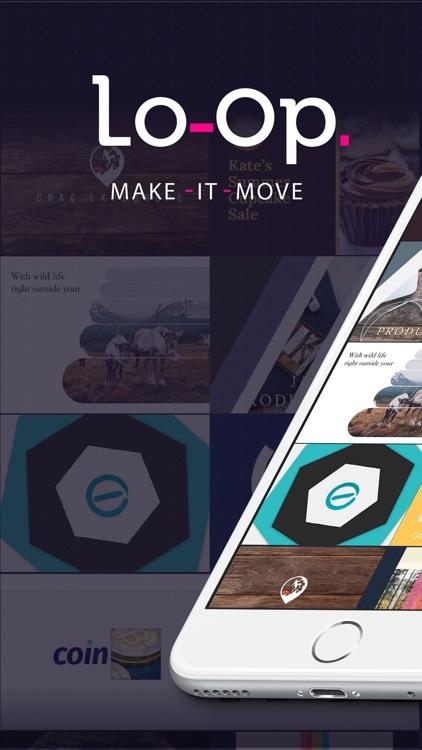 Lo-Op - Simple video marketing screenshot-0