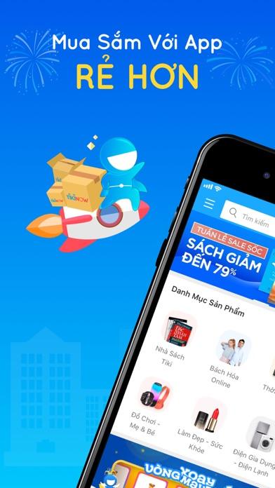 Tải về Tiki Shopping & Fast Shipping cho Pc