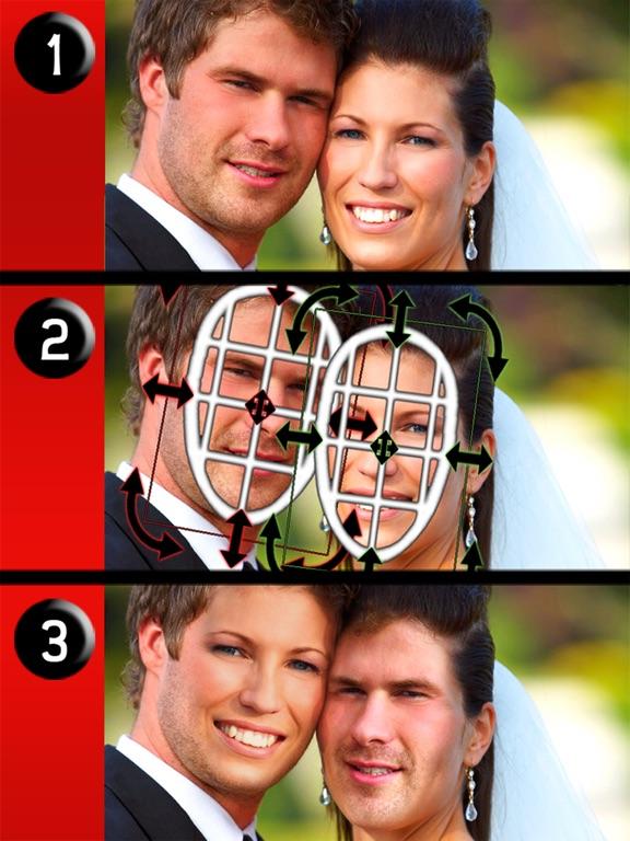 フェイススワップ (iSwap Faces Pro)のおすすめ画像4
