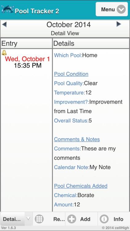 Pool Tracker 2 screenshot-4