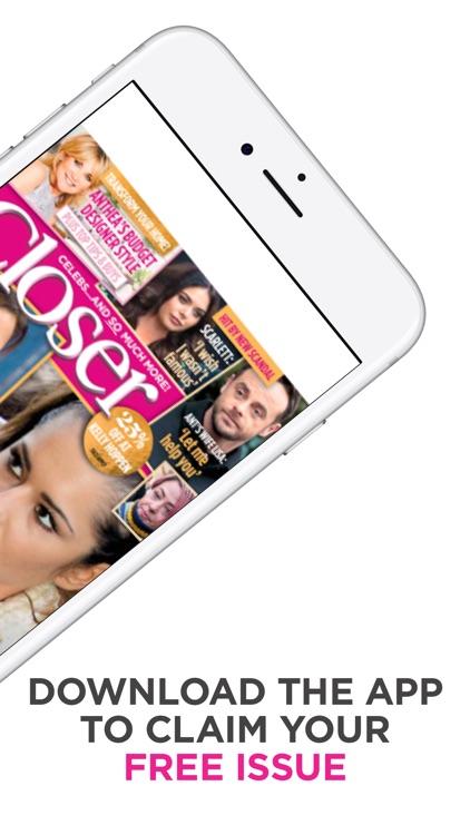 Closer: UK's #1 celeb magazine