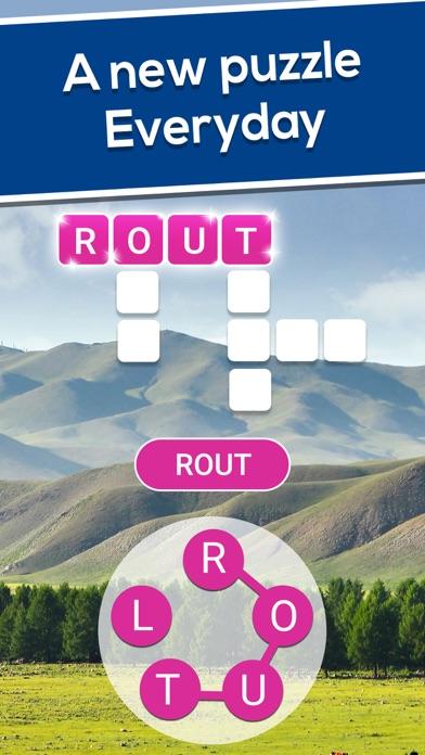 Crossword Jam: Fun Brain Gameのおすすめ画像7