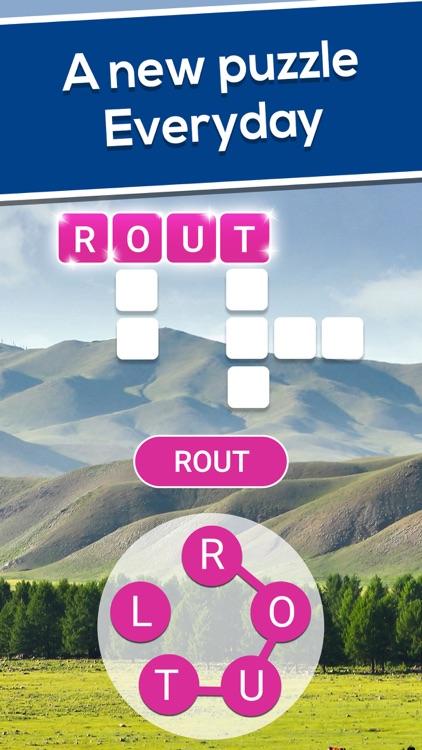 Crossword Jam: Puzzles & Games screenshot-6