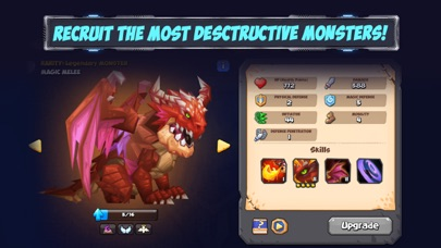Tactical Monsters Rumble Arena free Gems hack