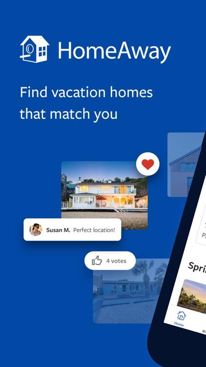 HomeAway Vacation Rentals
