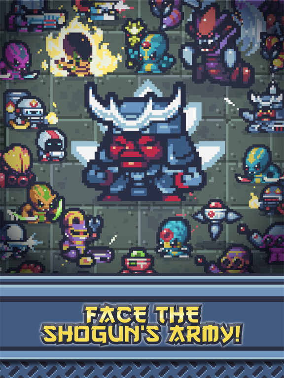 Ninja Prime: Tap Quest screenshot 9