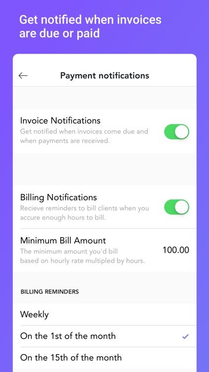 Invoice & Estimate with Alto screenshot-6