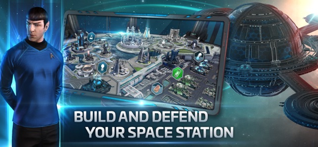 star trek fleet command how to move station