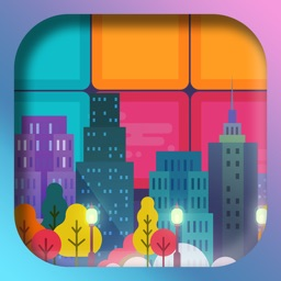 City Blocks Puzzle Adventure