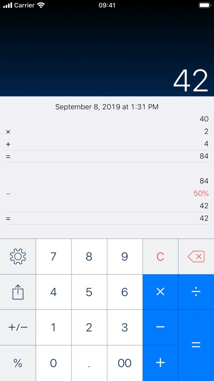 PCalc screenshot-3
