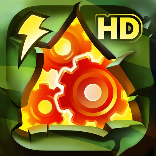 Doodle Tanks™ Gears HD icon