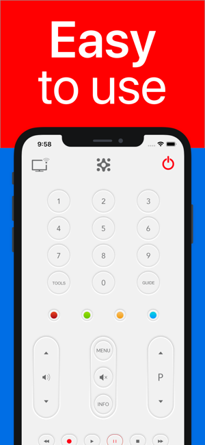 Universal remote tv smart on the App Store