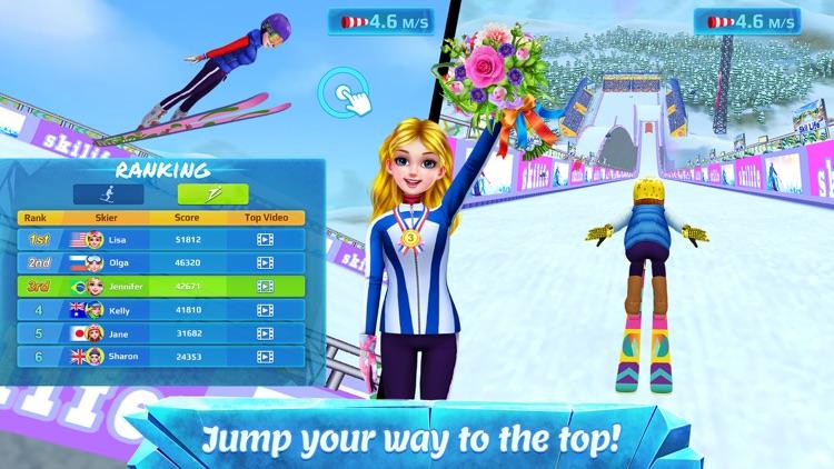 Ski Girl Superstar