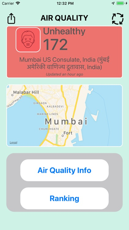 Check Air Quality Pollution