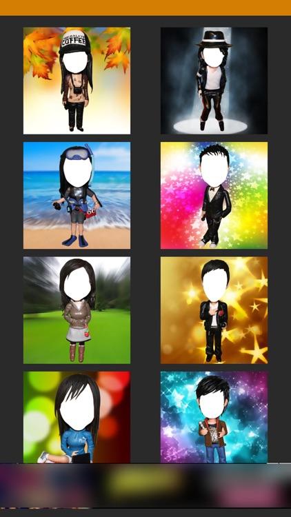 Bobblehead -Fun Profile Photo