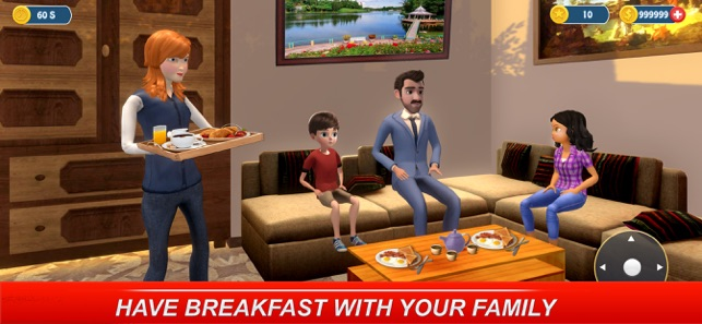 Dream Family Sim - Mommy Story on the App Store