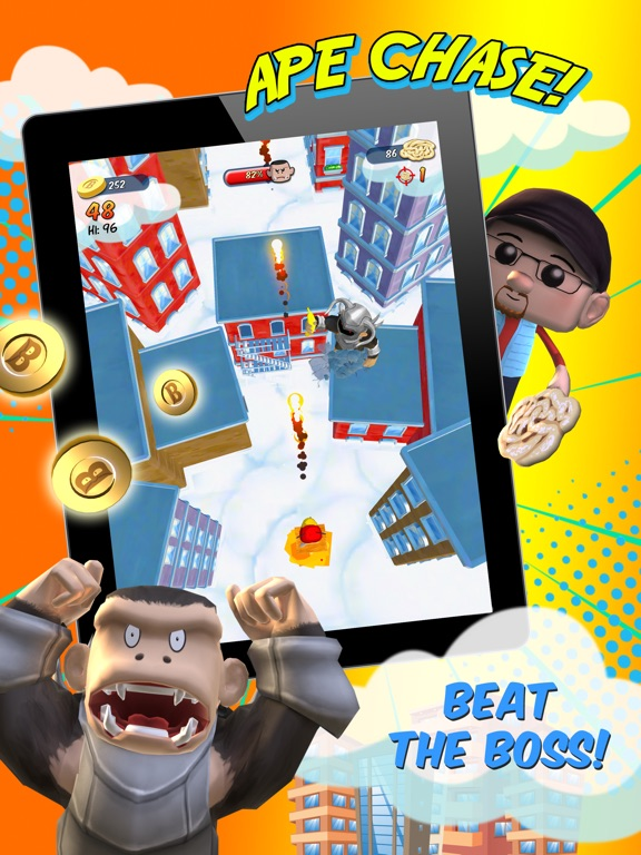 FGTeeV Ape Chase! screenshot 7