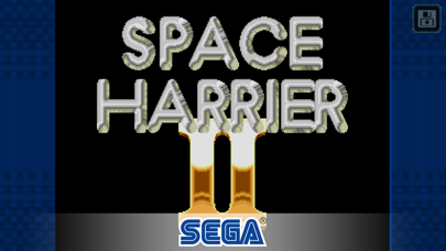 Space Harrier II ™ ClassicCaptura de pantalla de1