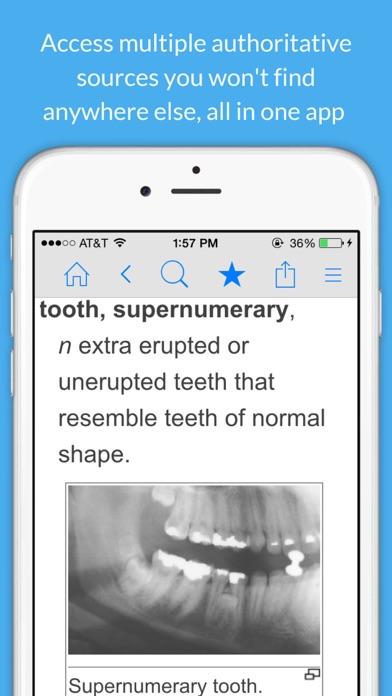 Dental Dictionary by FarlexScreenshot of 2