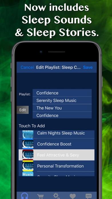 Confidence - Sleep Hypnosis Screenshots