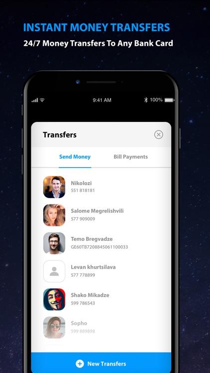 Space - Digital Banking