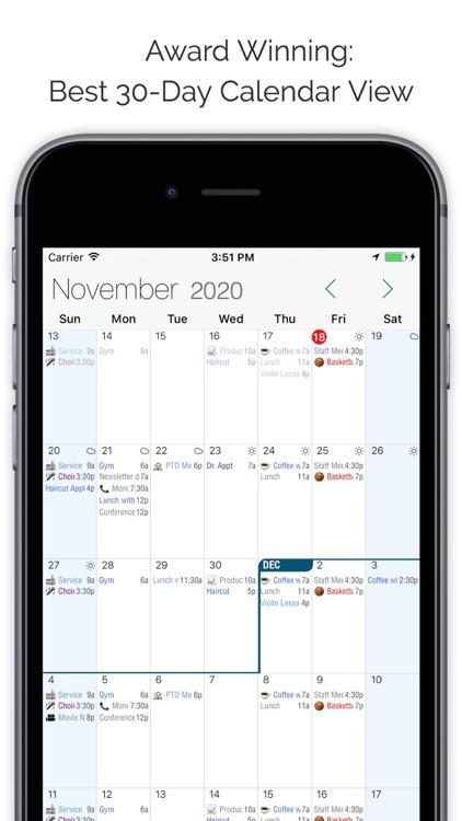 Informant 5 Calendar