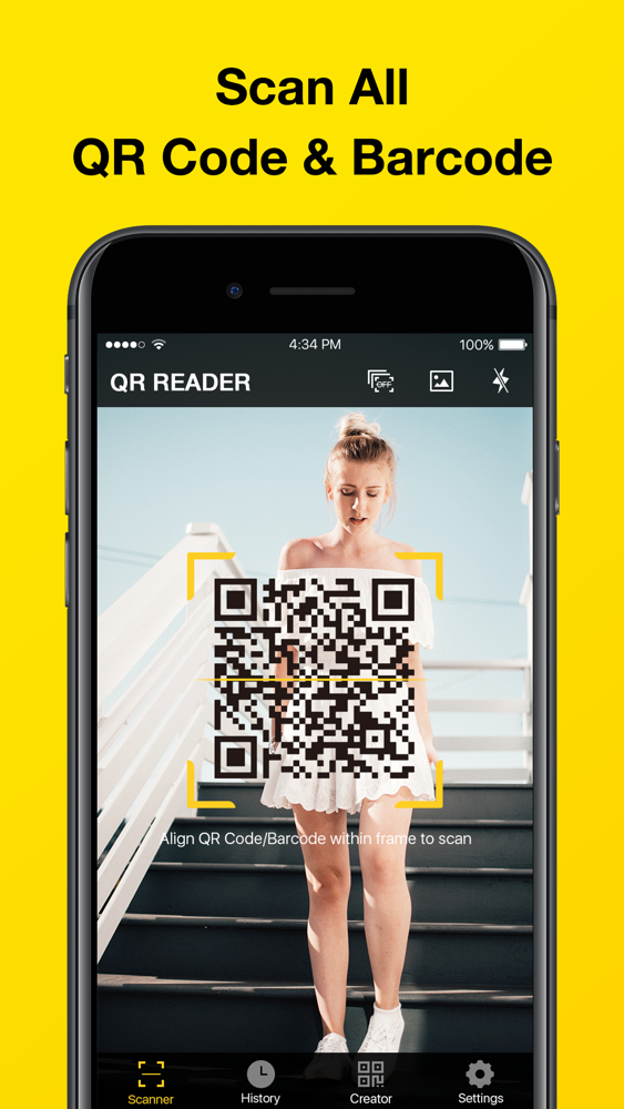 free download qr code scanner for iphone