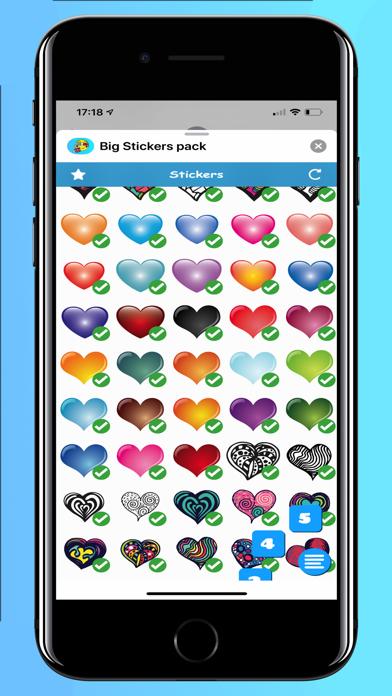 iMessageと用ステッカー作成ツールのおすすめ画像8