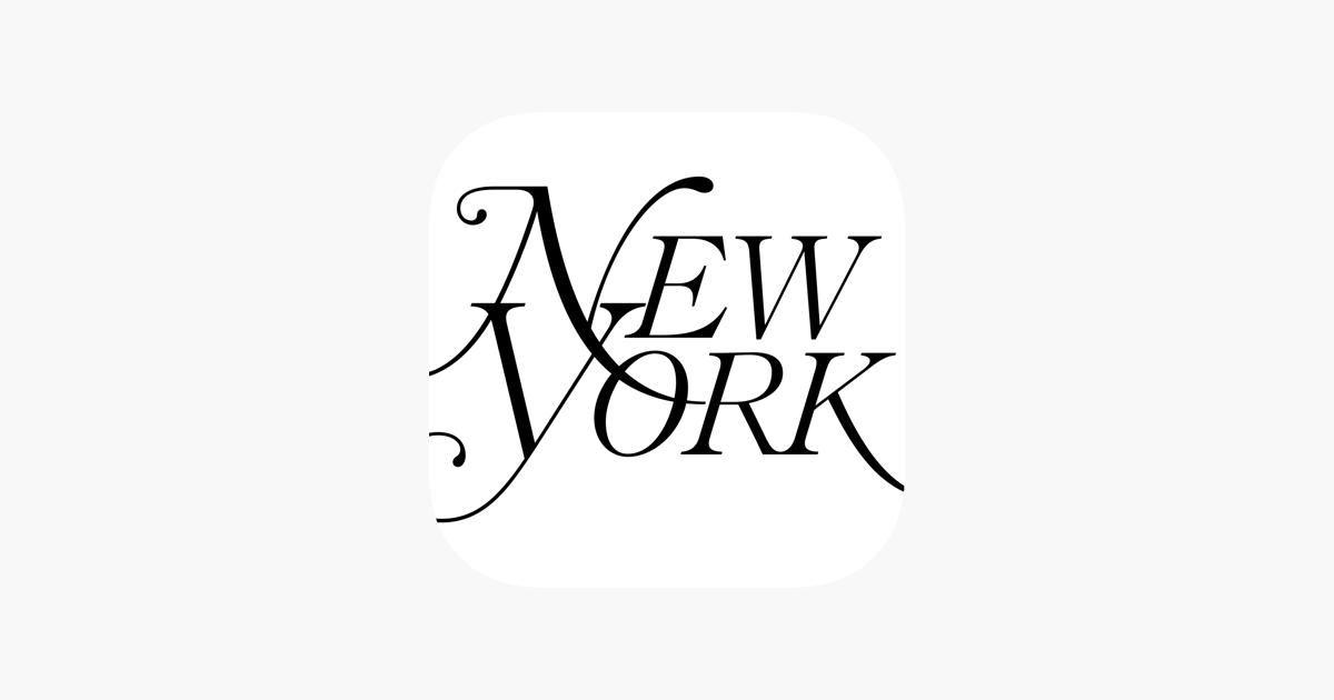 New York Magazine on the App Store
